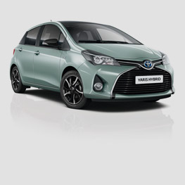 Yaris AQUA Limited Edition