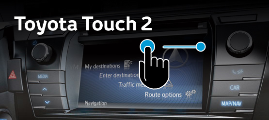 Toyota Touch® 2