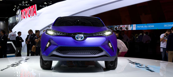 C-HR Concept The next big thing