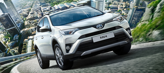 Toyota – Ireland's best selling car brand for 2016