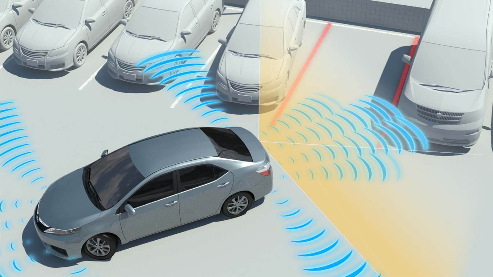 Toyota to Launch Enhanced Parking Support Systems