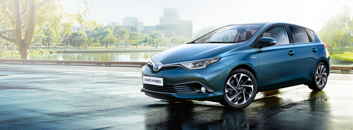 Toyota Hybrid vehicle sales increase 140% in 2016