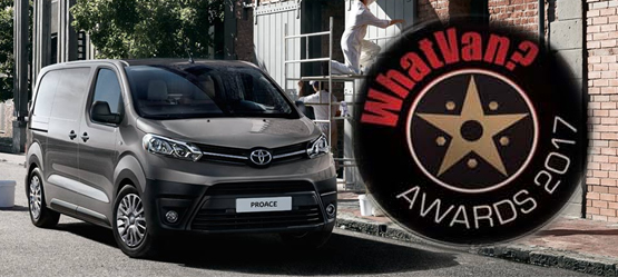 Award Winning Proace Range Offers Unmissable Value and Unrivalled Selection