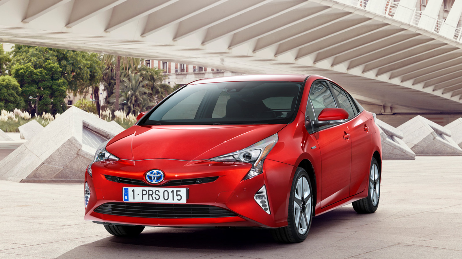 Toyota Prius takes a bold step forward