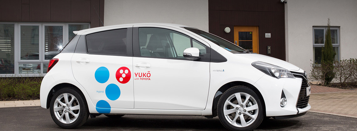 Toyot YUKÕ launches in Ireland