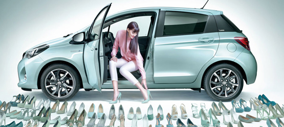 Brochure Yaris Hybrid by Glamour