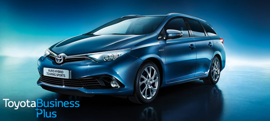Auris Hybrid Touring Sports - BusinessPlus
