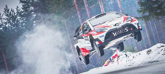 Toyota in der WRC