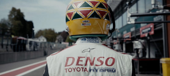 Toyota präsentiert: Driven
