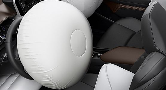 airbags d'origine