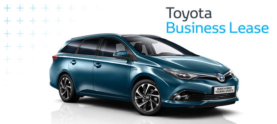 Toyota Business Lease
