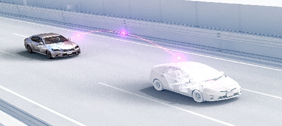 Toyota Automatic Highway Driving Assist