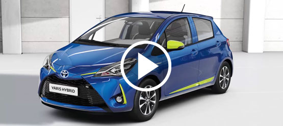 Yaris Accessories Video