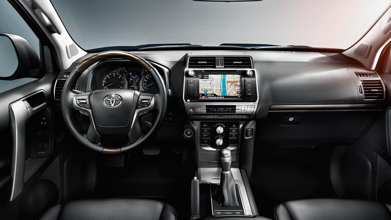 Land Cruiser Kraftvolle Legende Toyota De 232 34 Monat