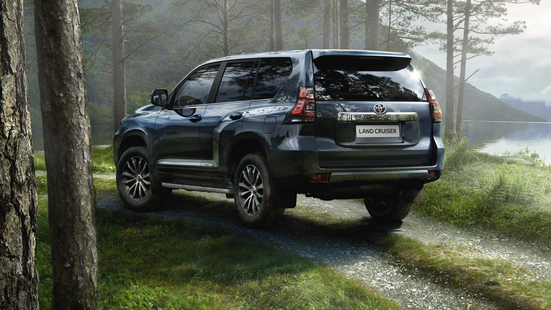 2020 Toyota Land Cruiser Picture