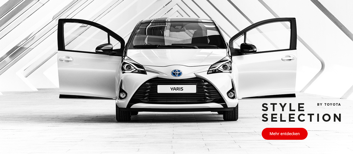 Toyota Yaris Style Selection