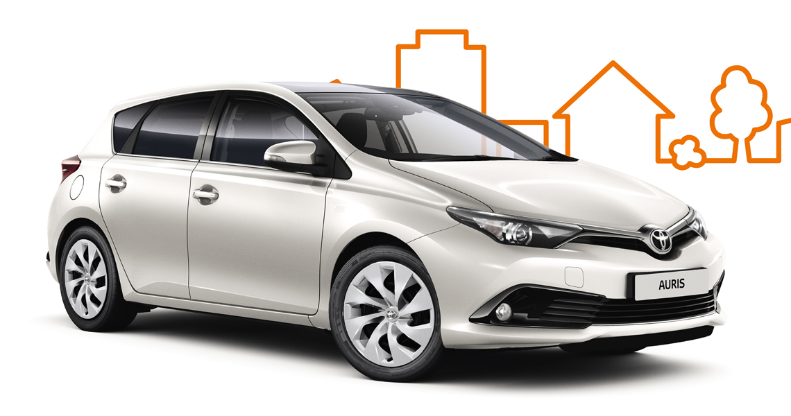 Toyota Auris T1 Style