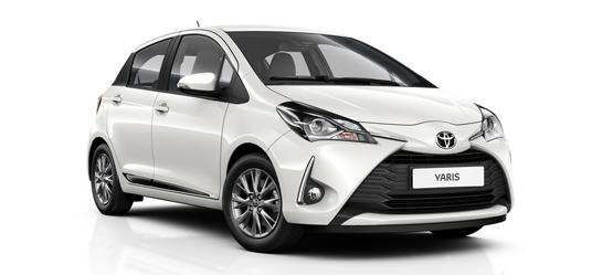 Nu kan du privatlease Toyota yaris t2 Premium