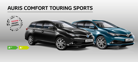 Auris Comfort Touring Sports - Privatleasing