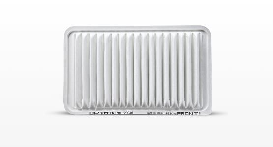 Counterfeit air filter