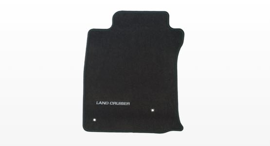 genuine textile floor mat