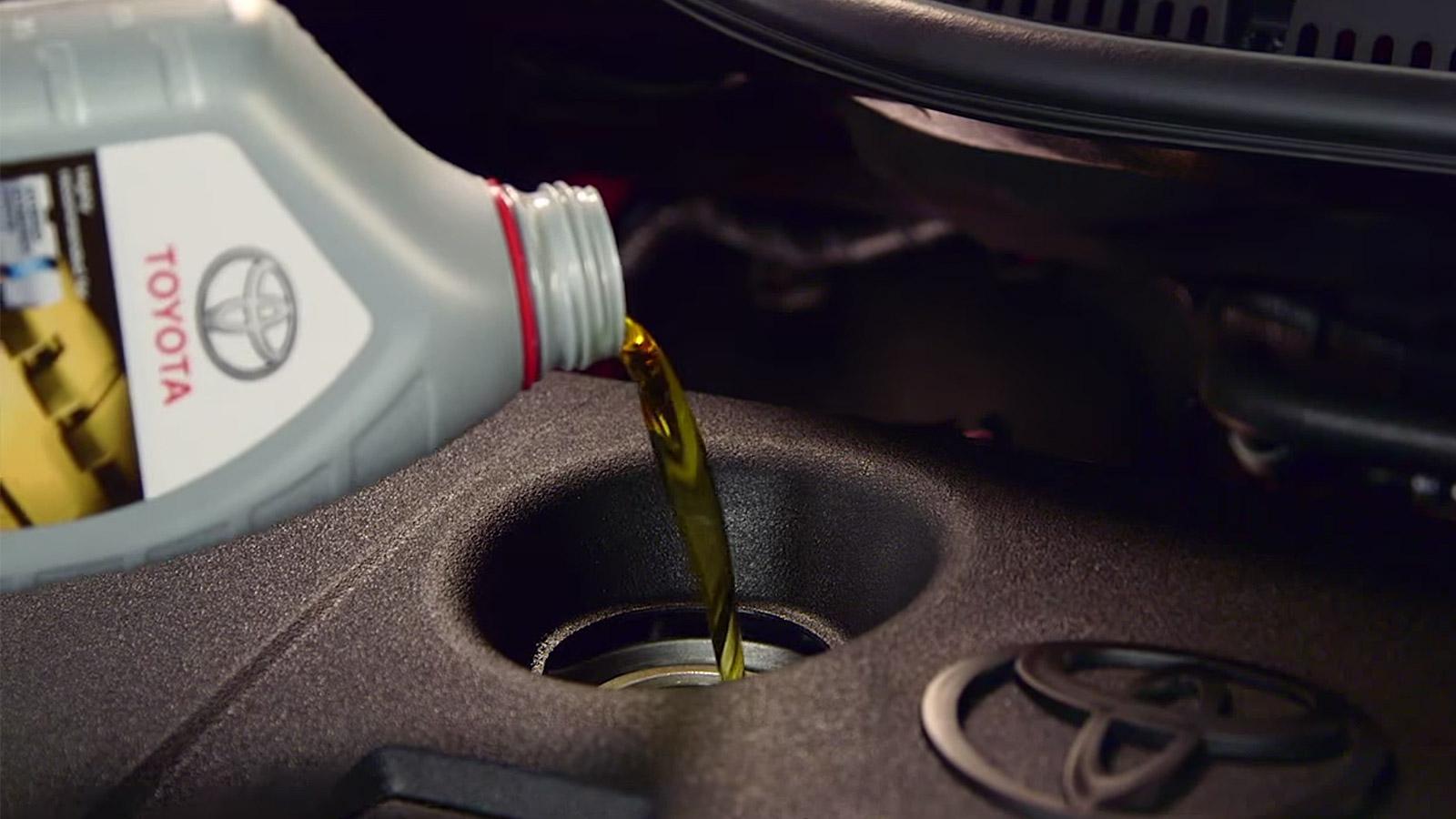 #A28329 Bedst Toyota Gør Det Selv Videoer Få Tips Til Vedligehold Her Gør Det Selv Service Bil 6033 16009006033