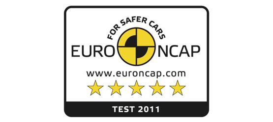 Logo 5 estrellas EuroNCAP