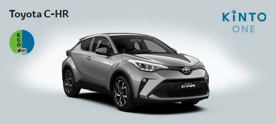 Toyota C-HR Advance MY19