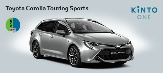 "<strong>Toyota Corolla Touring Sports 180H Feel! por <span style=""color: #e50000; font-size: 2.4rem;line-height: 2.4rem;"">345€</span> al mes* Renting</strong>"