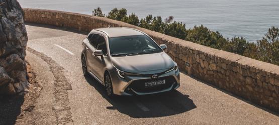 conducción eficiente con tu Corolla Hybrid