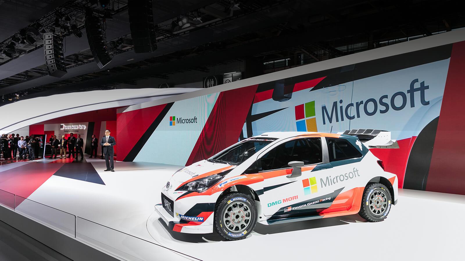 Toyota Concept Cars Tokyo Motor Show - Toyota show car