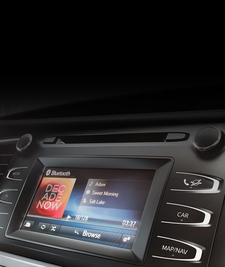 Toyota Touch 2 Upgrade