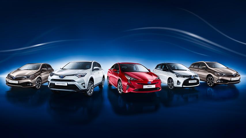 Toyota Hybrid Toyota Motor Europe