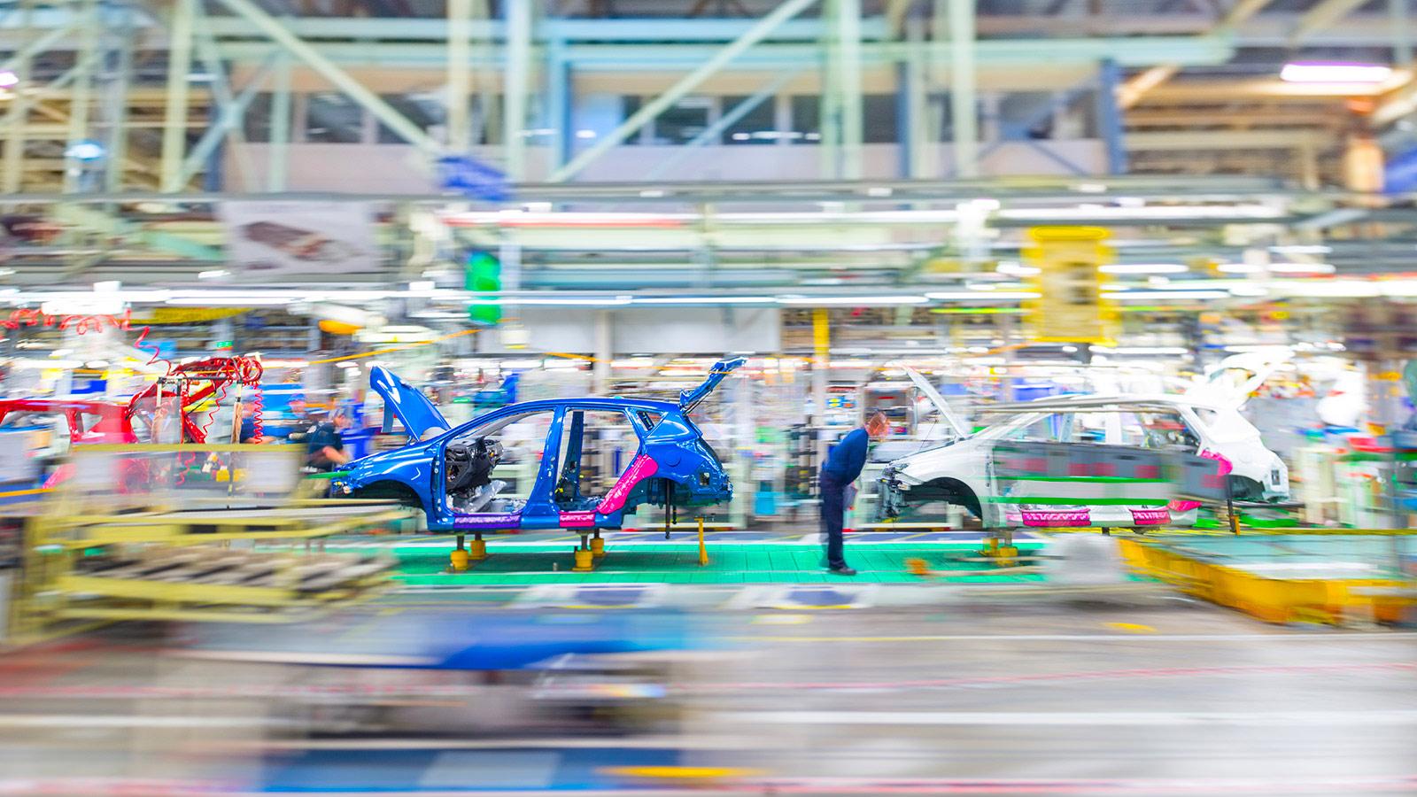 Operations Toyota Motor Europe