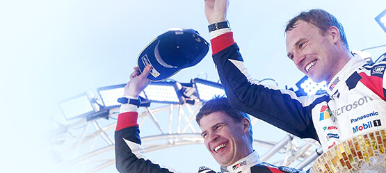 Victory for Toyota Yaris WRC at Rally Sweden