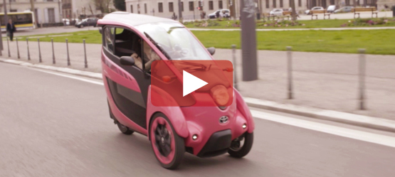 Electric Vehicle Toyota Motor Europe