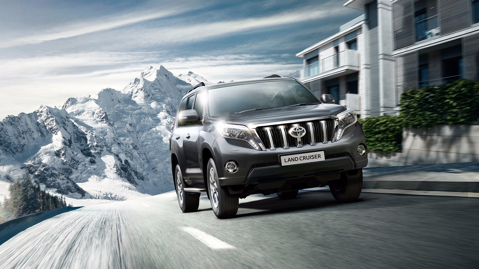 Land Cruiser V8 Overview Features Diesel Toyota Europe