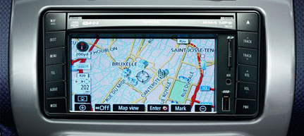 Visit The Website For Most Toyota Navi Systems