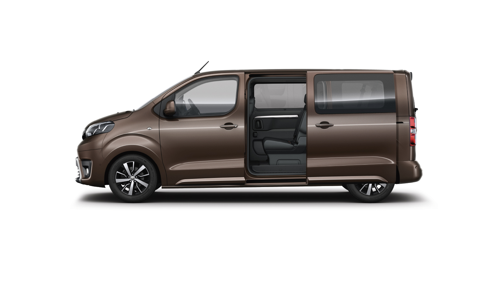 Toyota Proace Verso Overview The Versatile People Carrier