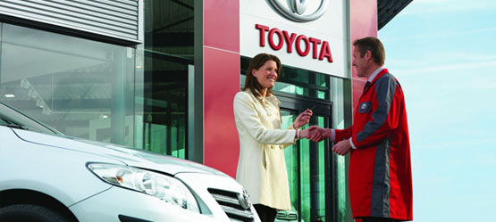 Support Technique Toyota