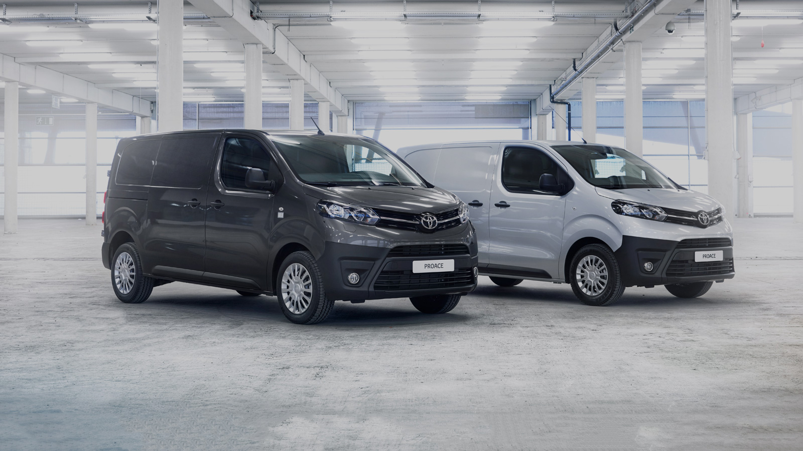 the all new toyota proace toyota uk. Black Bedroom Furniture Sets. Home Design Ideas