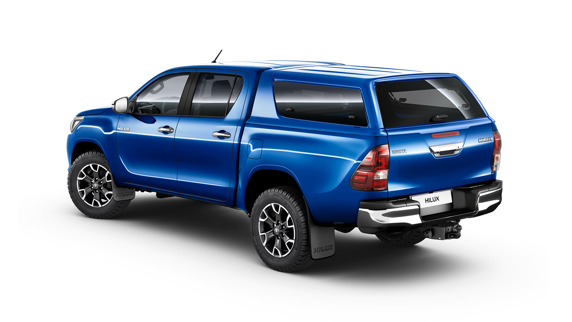 Hilux Overview & Features