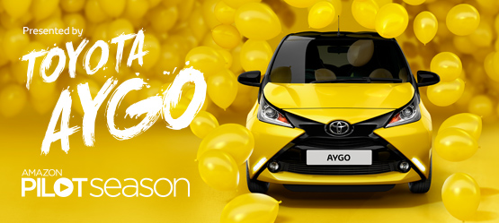 AYGO loves Amazon Pilot Season