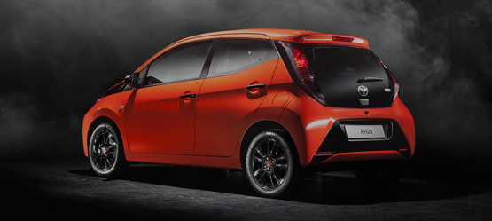 AYGO has the X factor