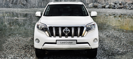 A New Look Land Cruiser