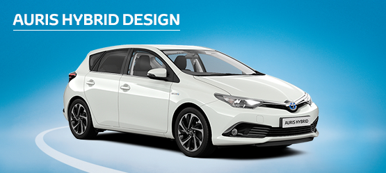 Auris Hybrid Design 0% APR Representative*