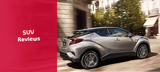 All New Toyota C-HR Review