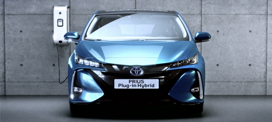 Electric Cars Plug In Hybrid Toyota Uk