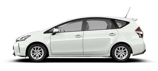 Prius+ | Models & Specifications | Toyota UK