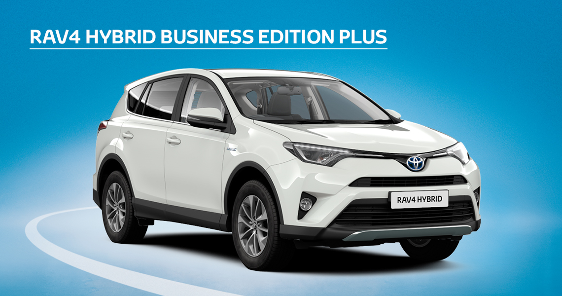 rav4 business edition plus motability offers toyota uk. Black Bedroom Furniture Sets. Home Design Ideas